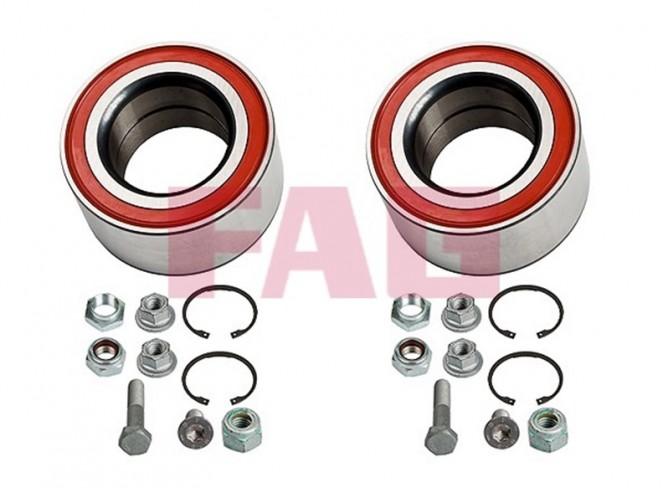 Radlagersatz Wheel Pro ( 2 x 713 6101 00 ) für VW SEAT FAG 713 8008 10