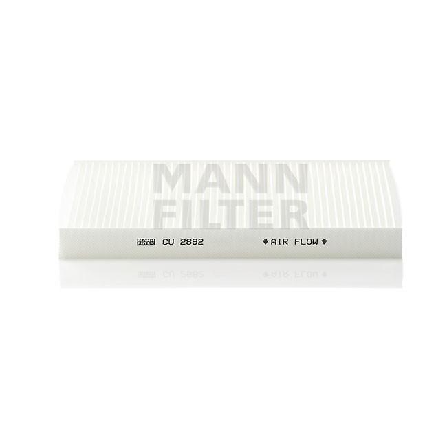 Innenraumluftfilter Kabinenluftfilter Filter MANN CU 2882