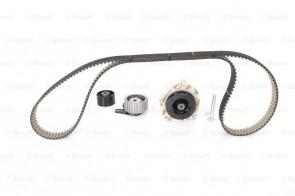 Zahnriemensatz mit Wasserpumpe für ALFA ROMEO FIAT BOSCH 1 987 946 457