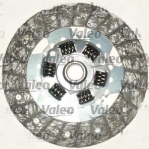 Kupplungssatz mit Ausrücklager VALEO 801930
