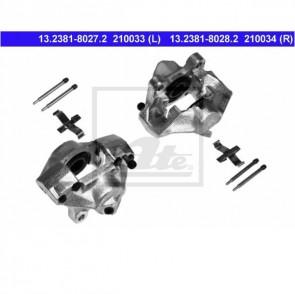ATE 13.2381-8027.2 Bremssattel Bremszange HA LI für Mercedes-Benz