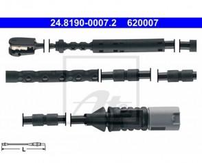 Warnkontakt Bremsbelagverschleiß 1045 mm Hinten BMW ATE 24.8190-0007.2