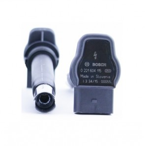 Zündspule Zündspulenmodul für VW BOSCH 0 221 604 115