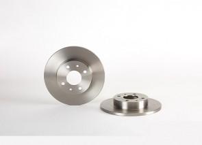 2x Bremsscheibensatz vorne für FIAT ALFA ROMEO BREMBO 08.5085.14
