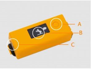 BTT Mini Frequenzmessgerät Riemenspannung CONTITECH 6700416000
