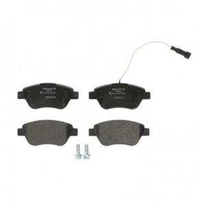 Bremsbelagsatz Scheibenbremse für FIAT PEUGEOT CITROËN DELPHI LP1722
