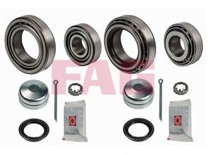 Radlagersatz Radnabe Wheel Pro hinten für AUDI SEAT VW  FAG 713 8012 10