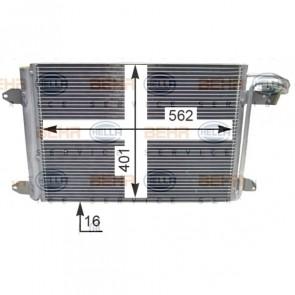 Kondensator Klimaanlage HELLA 8FC 351 301-044