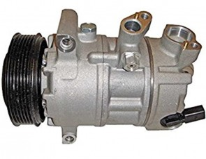 Kompressor Klimakompressor für AUDI SEAT SKODA VW HELLA 8FK 351 135-921