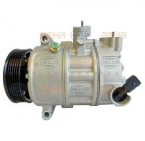 Kompressor Klimaanlage für AUDI SEAT SKODA VW HELLA 8FK 351 322-741