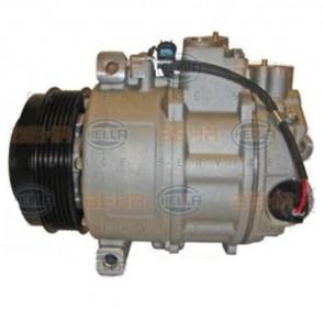 Kompressor Klimaanlage für MERCEDES-BENZ HELLA 8FK 351 322-891