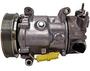 Kompressor Klimaanlage für CITROËN PEUGEOT HELLA 8FK 351 340-581