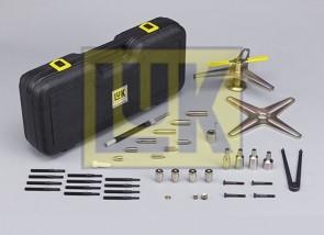 Montagewerkzeugsatz Kupplung u Schwungrad SAC LUK 400 0237 10