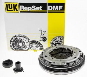 Kupplungssatz RepSet DMF + Zweimassenschwungrad LUK 600 0016 00