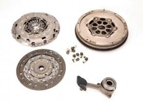 Kupplungssatz RepSet DMF + Zweimassenschwungrad für Ford LUK 600 0047 00