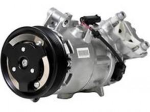 Kompressor Klimaanlage für MAZDA NRF 32408