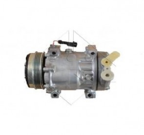 Kompressor für CITROEN Jumper NRF 32701