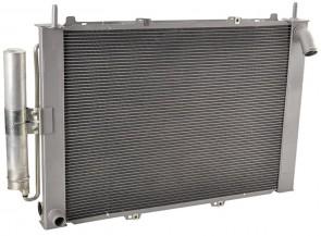 NRF 350058 Kondensator eine Klimaanlage für RENAULT