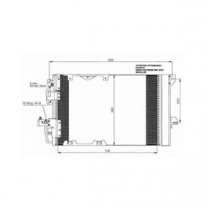 Kondensator NRF 35416