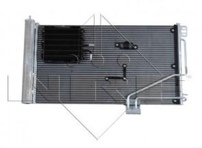 NRF 35536 Kondensator eine Klimaanlage für MERCEDES