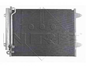 Kondensator eine Klimaanlage für VOLKSWAGEN NRF 35614