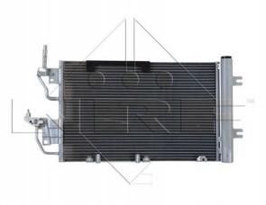 Kondensator eine Klimaanlage für OPEL NRF 35633