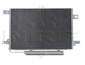 NRF 35758 Kondensator mit Trockner Klimaanlage für MERCEDES