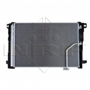 Kondensator eine Klimaanlage für MERCEDES NRF 35793