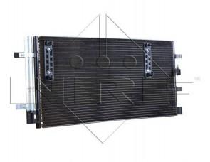 Kondensator eine Klimaanlage für AUDI NRF 35916