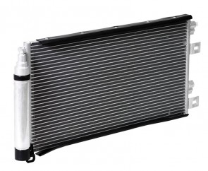 Kondensator eine Klimaanlage für RENAULT NRF 35932