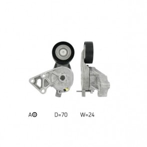 Tension Roller für VW AUDI SKF VKM 31019