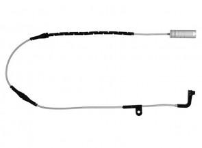 Warnkontakt Bremsbelagverschleißanzeige für BMW 7 E65 E66 hinten TEXTAR 98029300