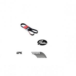 Keilrippenreimen für AUDI SEAT SKODA VW PEUGEOT CITROËN GATES 6PK1070
