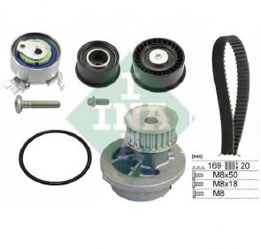 Zahnriemensatz mit Wasserpumpe für OPEL ASTRA CORSA VECTRA INA 530 0078 30