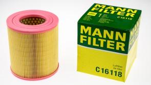 Luftfilter Filter für Audi MANN C 16 118