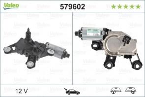 Wischermotor Hinten für AUDI VALEO 579602