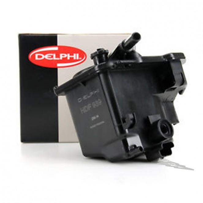 Kraftstofffilter Dieselfilter DELPHI HDF939