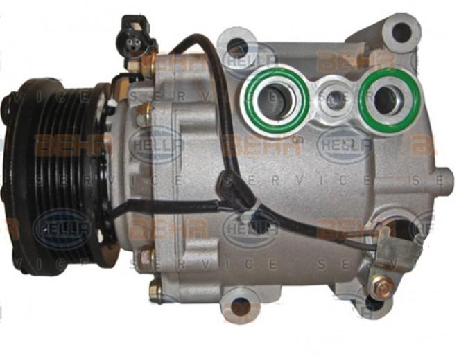Kompressor für Klimaanlage Klimakompressor HELLA 8FK 351 113-901