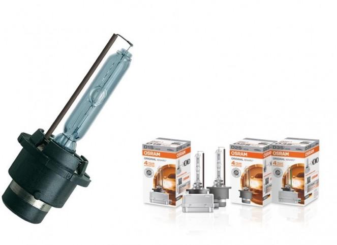 Scheinwerferlampen Xenon XENARC D2S 35W P32D-2 OSRAM 66240