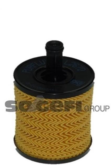 Ölfilter PURFLUX L267D