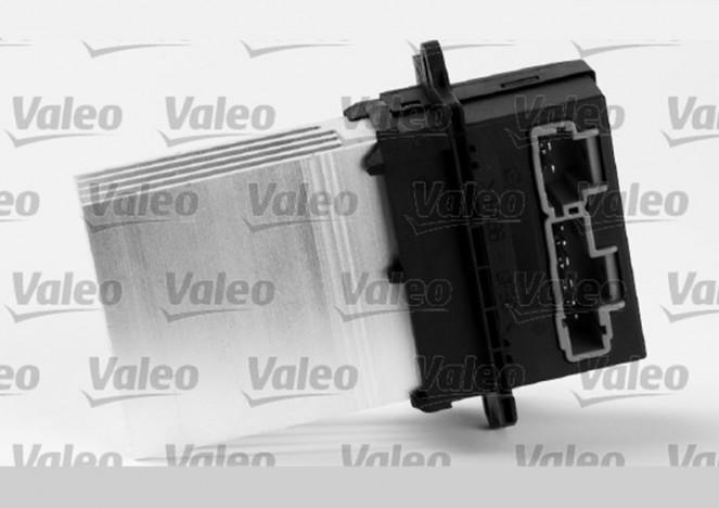 Widerstand Klimaautomatik Innenraumgebläse Gebläseregler VALEO 509355