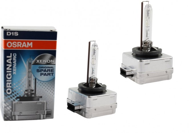 OSRAM 66140 x2 Stk Satz Xenon Brenner Birne Lampe Leuchtmittel Bulb