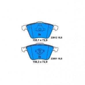 Bremsbelagsatz ATE 13.0460-7204.2