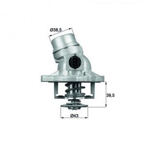 Thermostat mit Dichtung 105,0 °C MAHLE BEHR TM 12 105