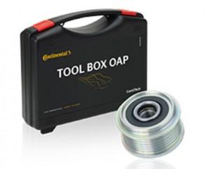 TOOL BOX OAP Universal Werkzeugsatz für Generatorfreiläufer CONTITECH 6503999000