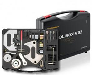 TOOL BOX V02 Französisch für Profis für Renault CONTITECH 6758823000