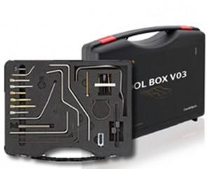 TOOL BOX V03 Vive la perfection für Citroën und Peugeot CONTITECH 6758824000