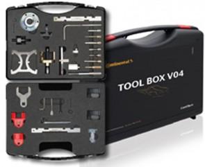 TOOL BOX V04 Mit Sicherheit solide für Ford und Opel CONTITECH 6758825000