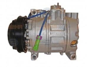 Kompressor für Klimaanlage Klimakompressor HELLA 8FK 351 126-961