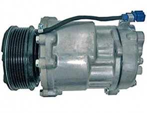 Kompressor für Klimaanlage Klimakompressor HELLA 8FK 351 127-891